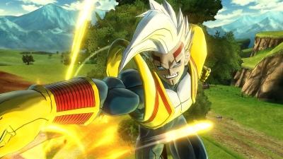 GIF] Majin Vegeta [Image] - Dragon Ball Xenoverse 2 (images