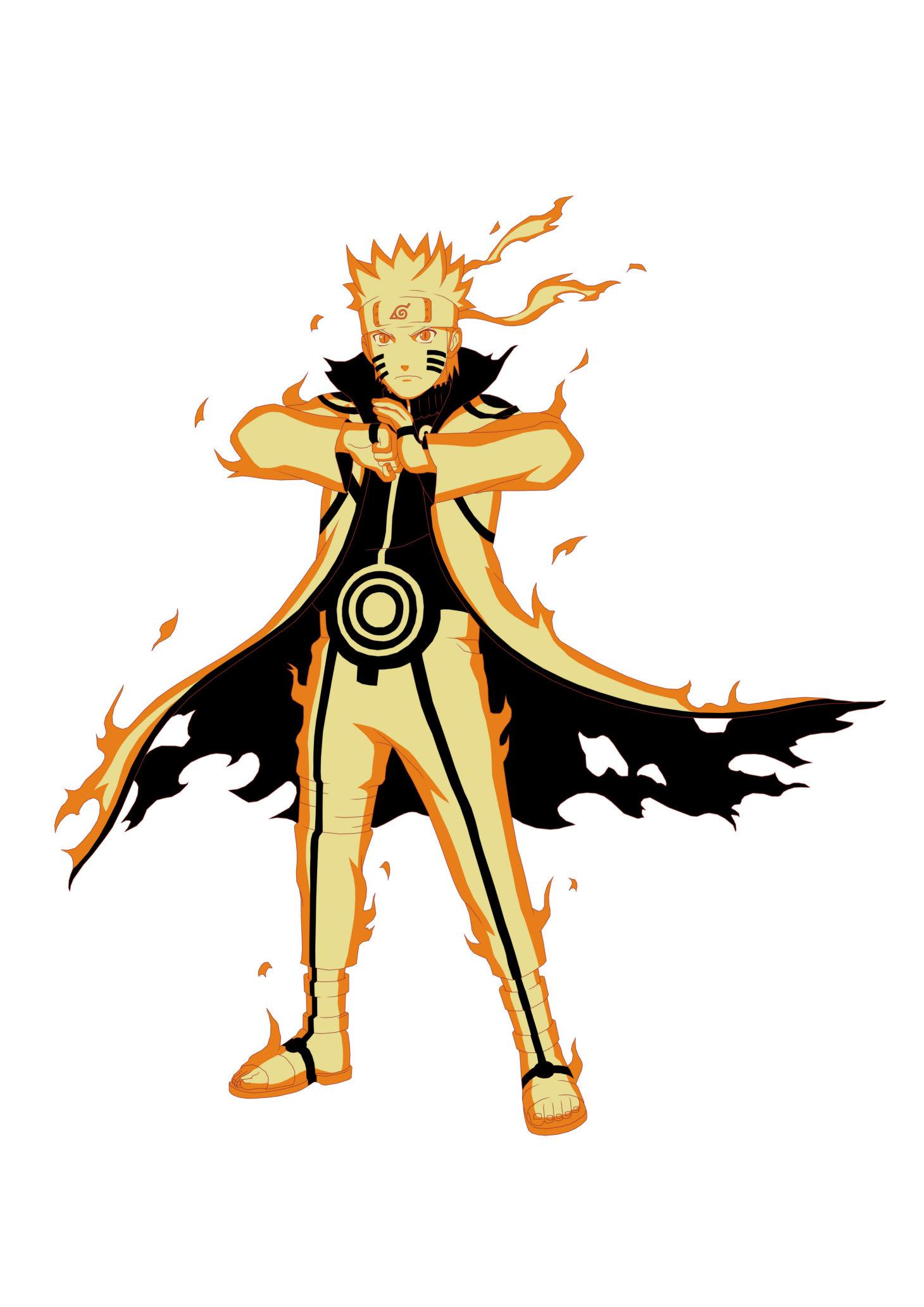Artwork Naruto Kurama Extra - Naruto Shippuden: Ultimate ...
