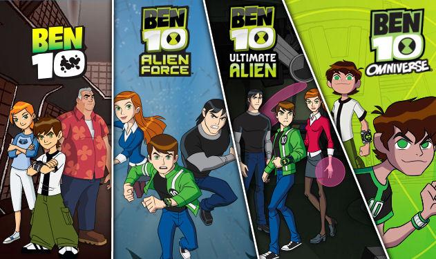 Review ben 10 omniverse saison 1 cartoon network actualit - Ben 10 tous les aliens ...