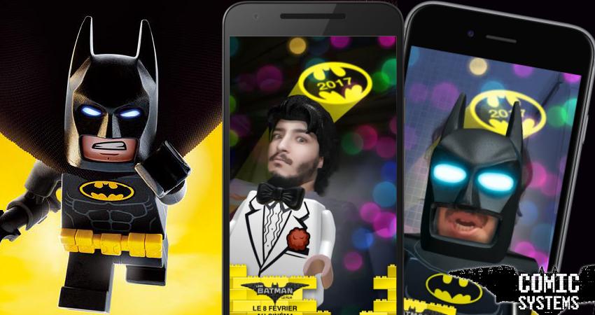 BatmanLe Devenez Lego Lego® Batman Sur Filmactualité Snapchat 6YbfgvyI7