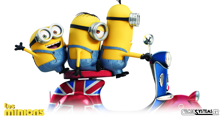 critique les minions 3d 3 5 5 le top de la 3d les minions 3d actualit. Black Bedroom Furniture Sets. Home Design Ideas