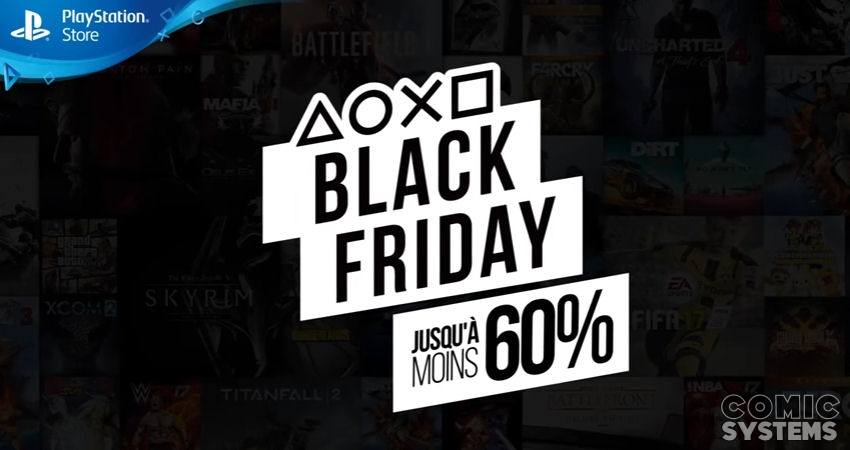 Black Friday 2016] Les promotions PlayStation Store - Jeux