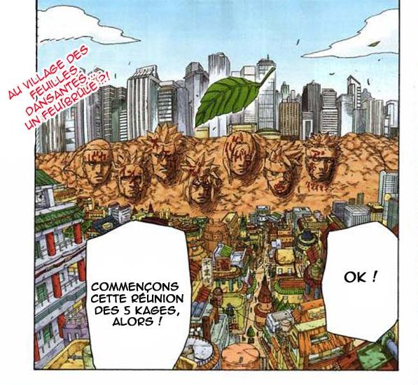 [NEWS] Masashi Kishimoto et son nouveau projet Naruto700-page21-village