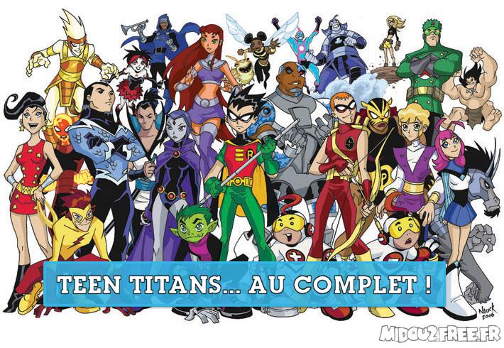 Découvrez les Teen Titans (Jeunes Titans) la série animée ... Justice League Unlimited Cyborg
